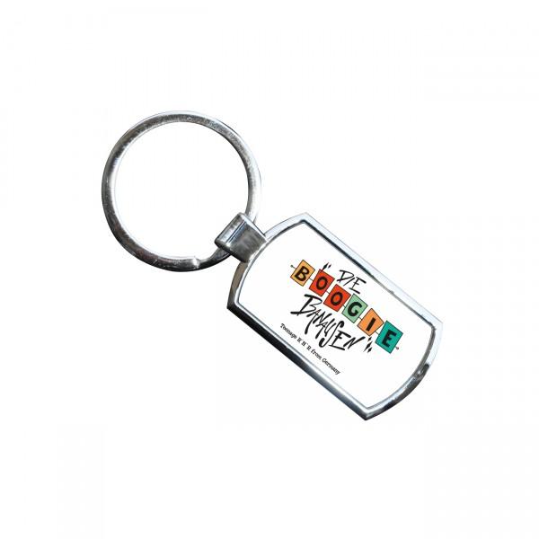 Boogie Banausen Schlüsselanhänger