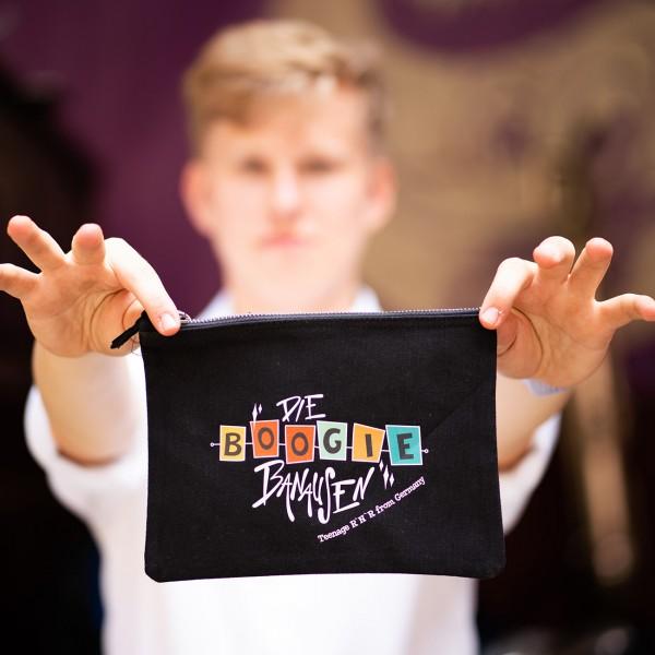 Beautycase mit original Boogie Banausen Logo